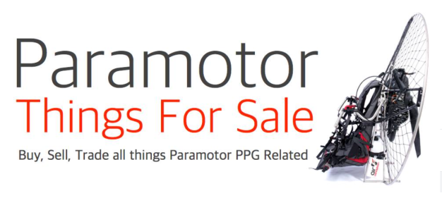 Paramotor Things For Sale Facebook Page 10k+ users
